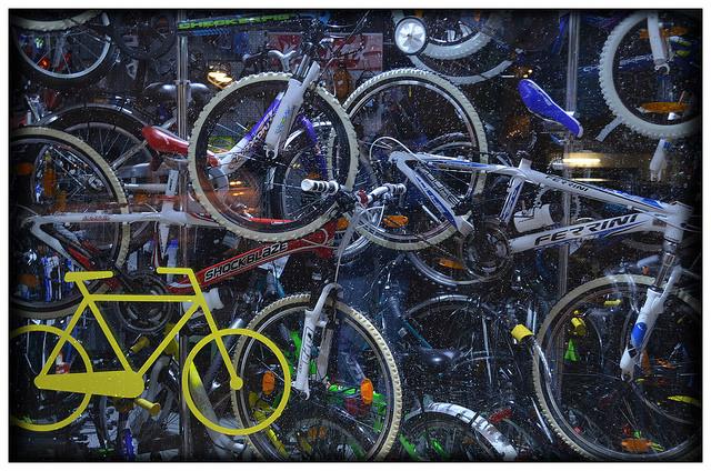 Bicikli webshop