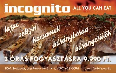 Cafe Incognito